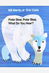 Polar Bear, Polar Bear, What Do You Hear? (Brown Bear and Friends) Kindle Edition