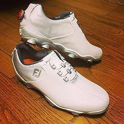 Amazon Co Jp Foot Joy Dna Boa Men S Golf Shoes Shoes Bags