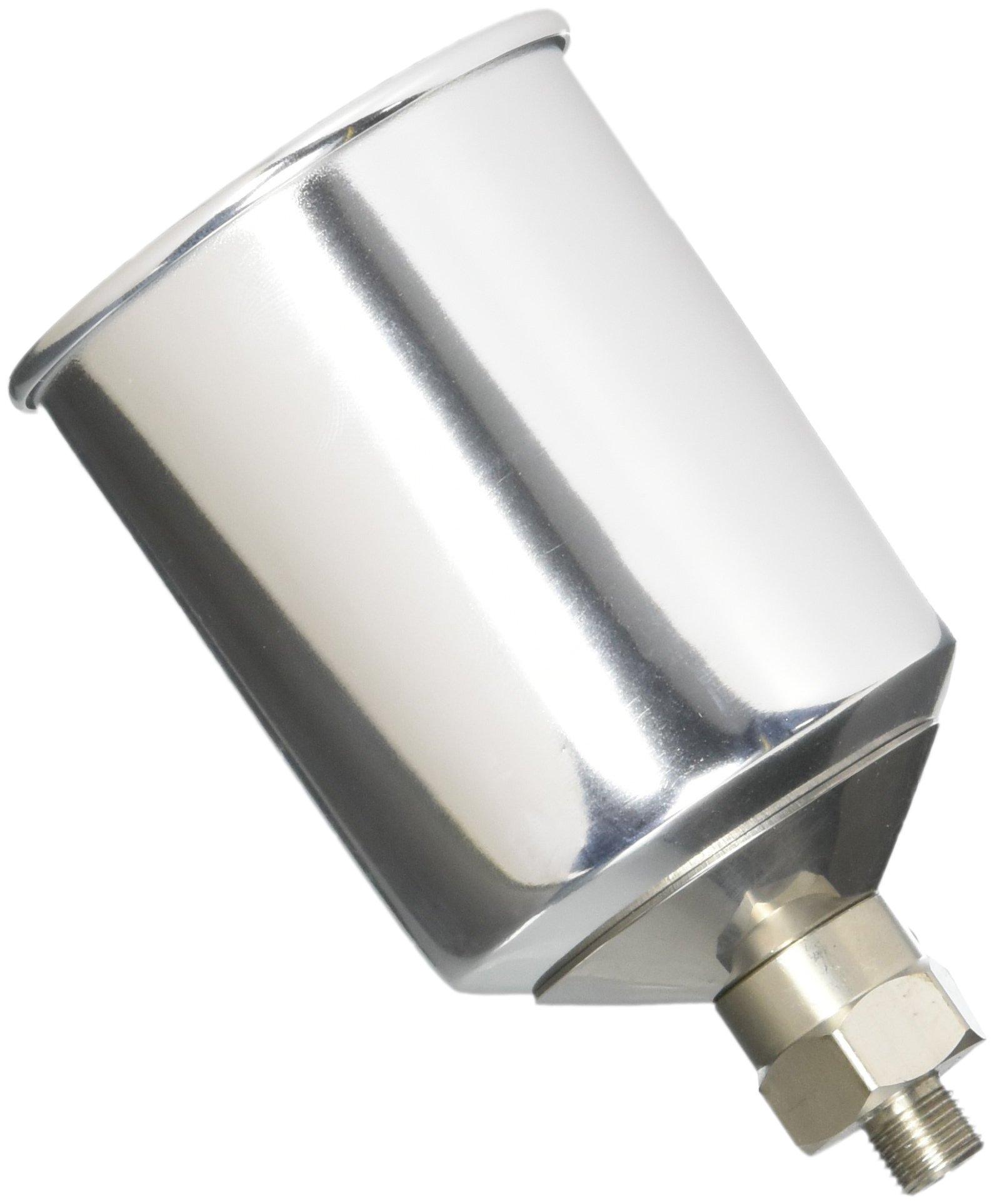 ANEST IWATA PCG-2D-1 150ml Aluminium Gravity Cup for LPH-80 Spray Guns Japan