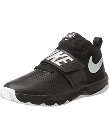 d9c9afb9f7d Nike Kids  Team Hustle D 8 (Gs) Basketball Shoe