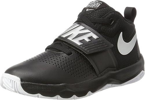 Nike Team Hustle D 8, Zapatos de Baloncesto para Niños: Amazon.es ...