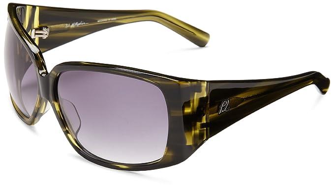 Amazon.com: 3.1 Phillip Lim Skyler ovalado anteojos de sol ...