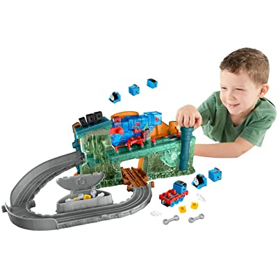 Thomas & Friends Fisher-Price Adventures, Train Maker Playset: Toys & Games
