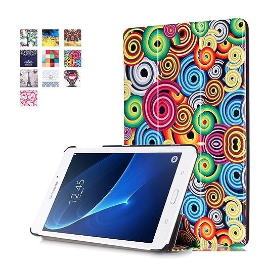 16 opinioni per Samsung Galaxy Tab A 7.0 Custodia Pelle,Slim Smart Cover Protezione Custodia in