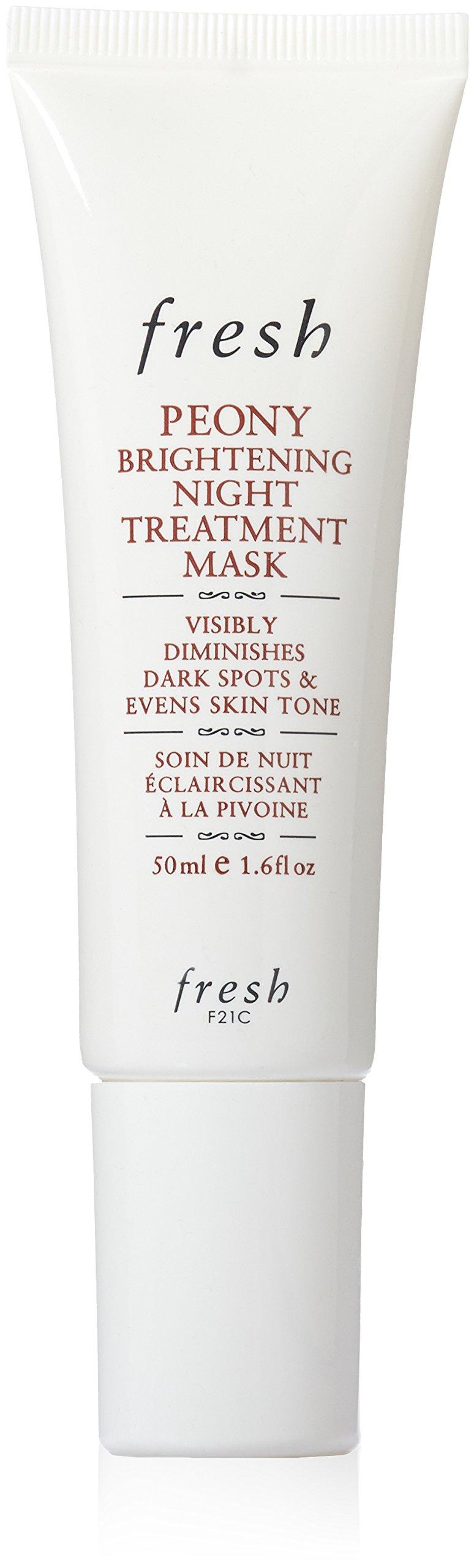 Fresh - Peony Brightening Night Treatment Mask - 50ml/1.6oz
