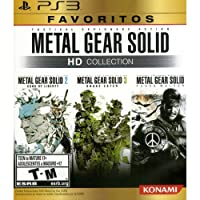 Jogo Metal Gear Solid HD Collection - FAVORITOS - PS3
