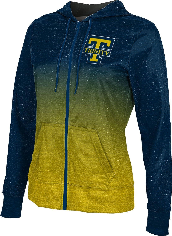 ProSphere Trinity College Girls Zipper Hoodie School Spirit Sweatshirt Ombre