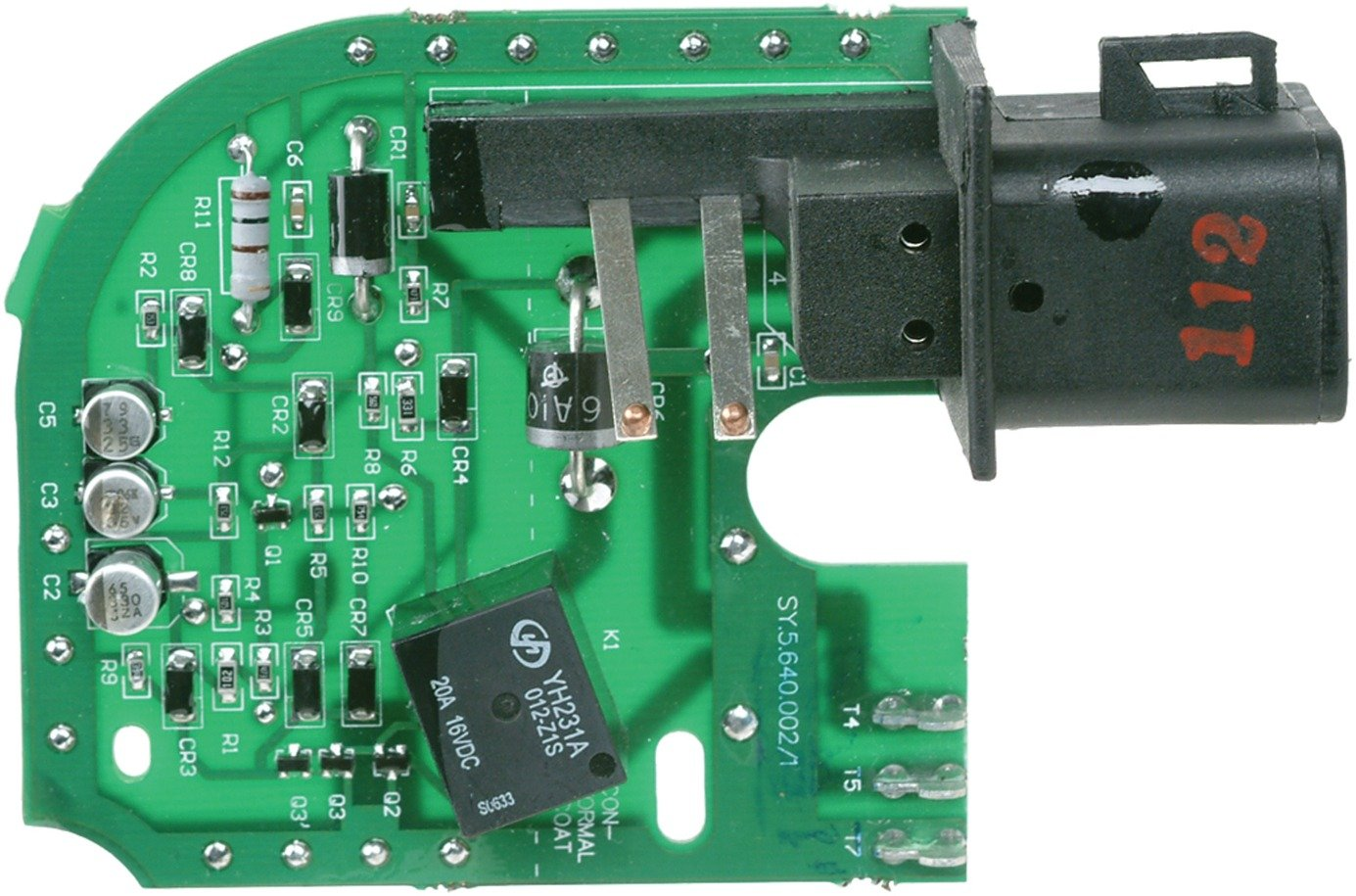 Cardone Select 81-158PB New Windshield Wiper Motor Pulse Board