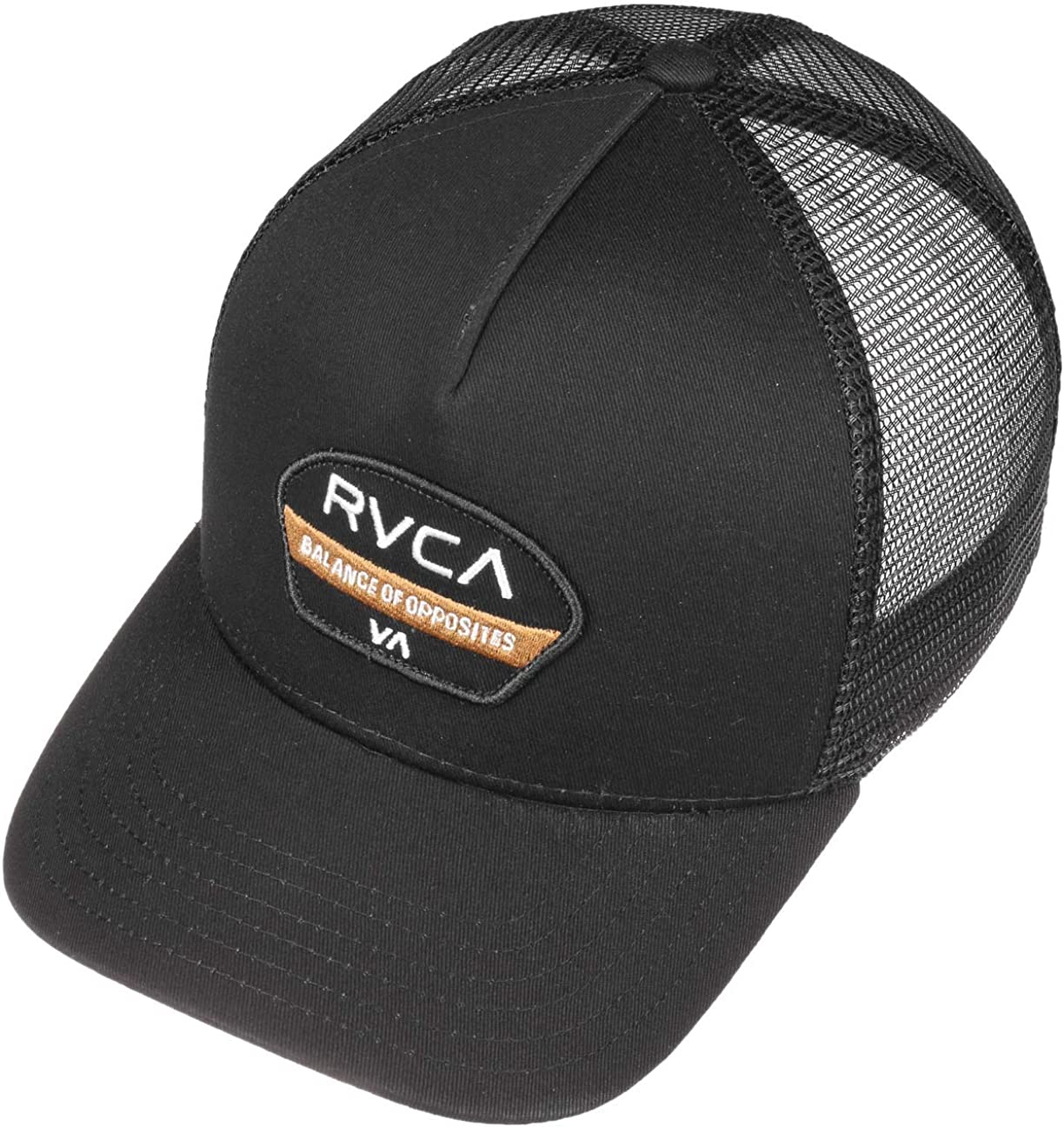 RVCA Gorra Balance of Opposites Trucker de Baseball Camionero ...
