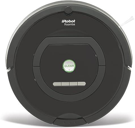 iRobot Roomba 770 - Robot aspirador (diámetro 34 cm, autonomía 120 min): Amazon.es: Hogar