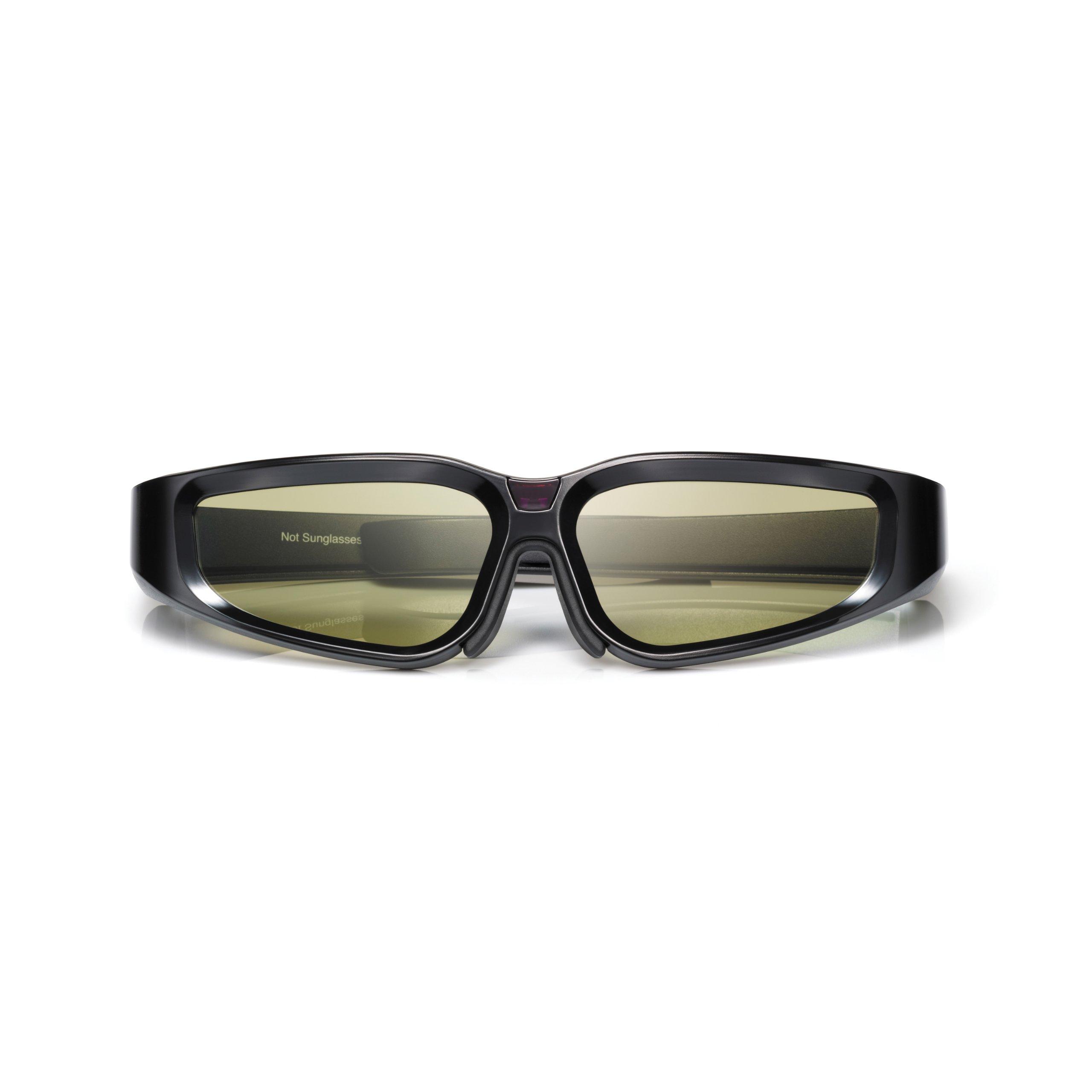 LG AG-S100 3D Active Shutter Glasses for 2010 LG 3D HDTVs by LG