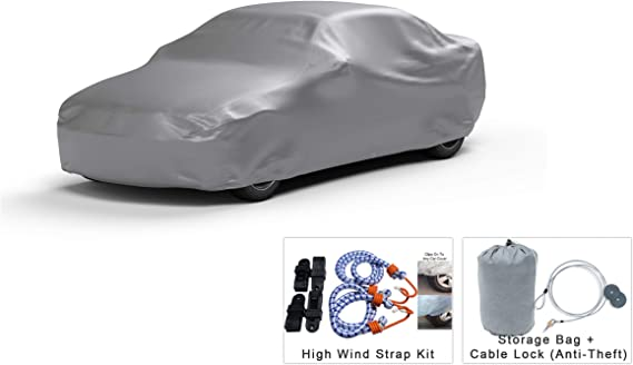 Platinum Shield Weatherproof Car Cover Compatible with 2020 Audi R8 Spyder Convertible 2 Door - Outdoor/Indoor - Protect Water