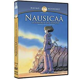 Nausicaä: Guerreros del Viento (Nausicaä of the valley of the wind)