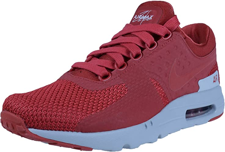 | Nike Air Max Zero Premium Men's Shoes Gym Red