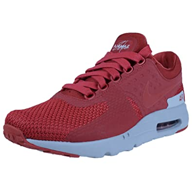 Nike Men Air Max Zero Premium (Gym red Gym red-Wolf Grey-White) Size ... 94ffcc1db3b9