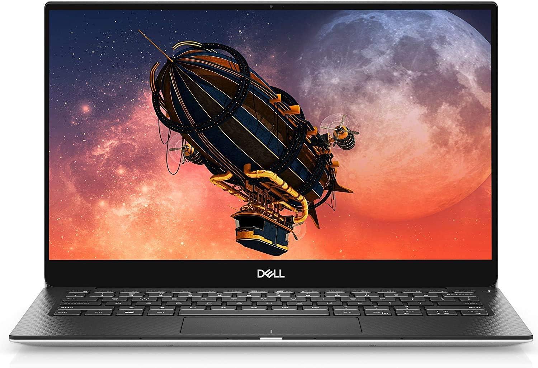 Dell XPS 7390 Laptop, 13.3 inches 4K UHD (3840x2160) Touchscreen, Intel Core 10th Gen i7-10710U, 16GB RAM, 1TB SSD, Windows 10 (Renewed)