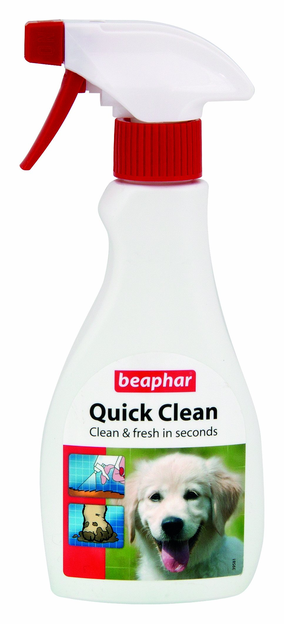 Beaphar Quick Clean For Dogs, 250ml