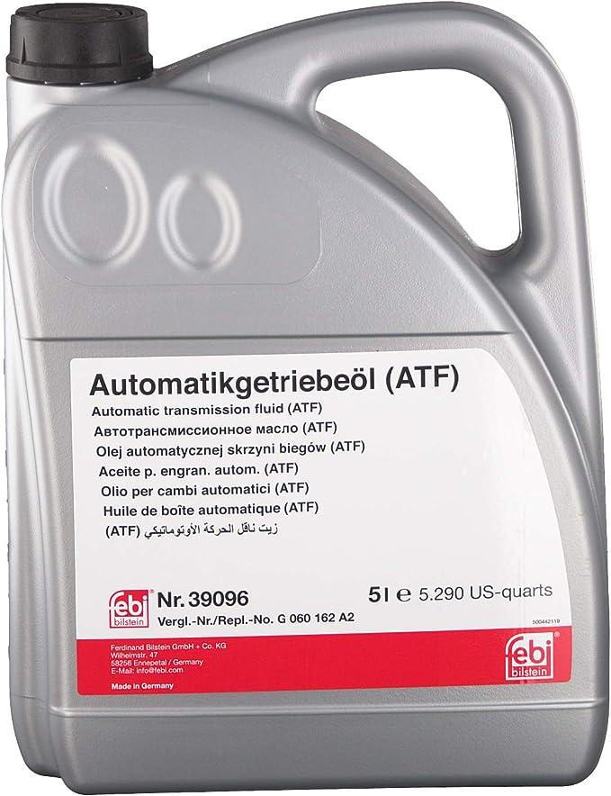 Febi Bilstein 39096 Automatikgetriebeöl Atf 5 Liter Auto