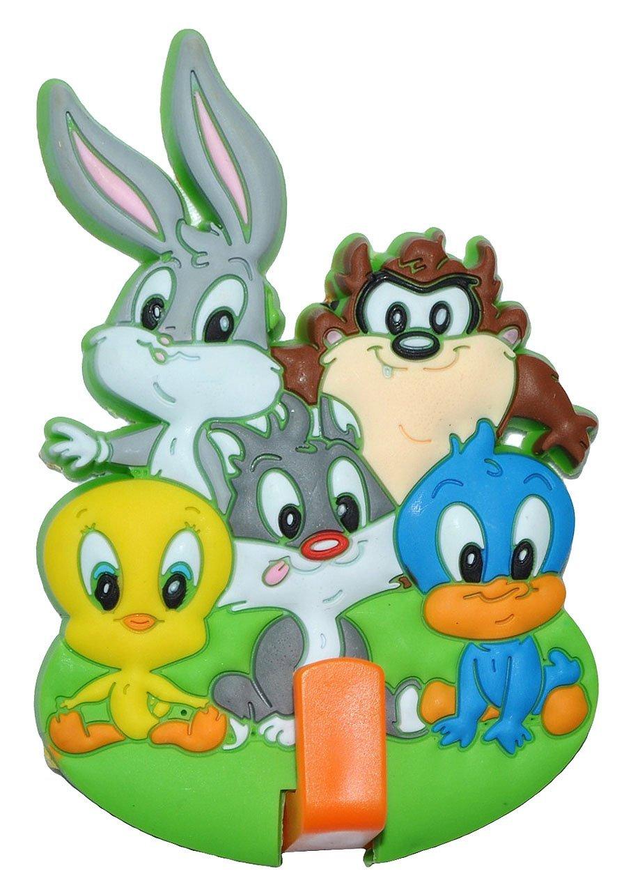 Garderobenhaken - Looney Tunes Bugs Bunny Tweety - für Kinder ...