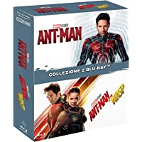 Ant-Man vol.1 & 2 (Blu Ray Set)