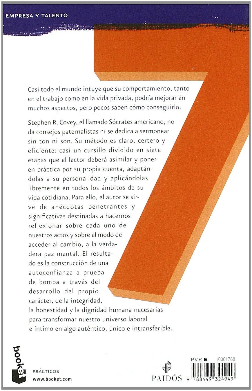 Los 7 Habitos De La Gente Altamente Efectiva Practicos Amazon Es Stephen R Covey Piatigorsky Jorge Libros
