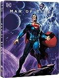Man of Steel - Édition Limitée SteelBook - Blu-ray - DC COMICS [Édition boîtier SteelBook]