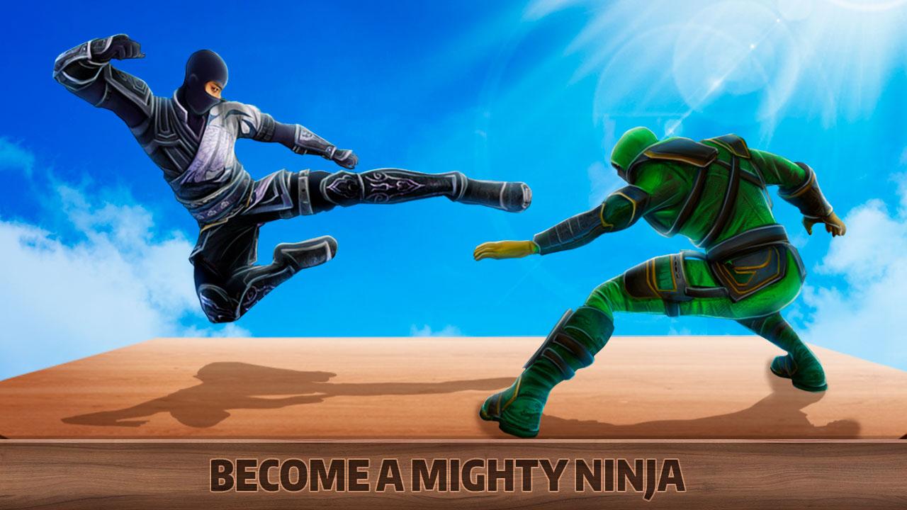 Crazy Improvised Ninja - Mega Fighter Platform Battle ...