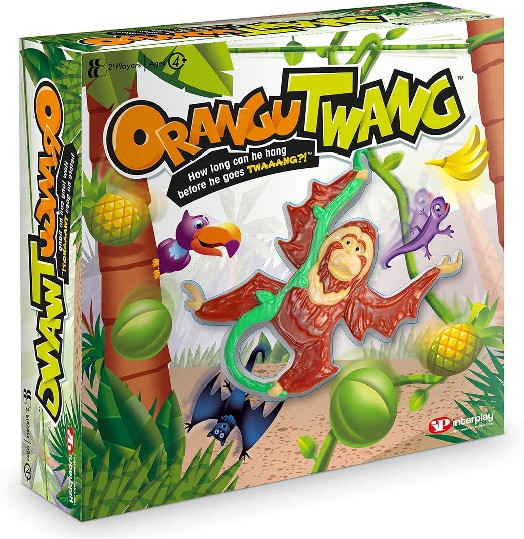 Orangutwang Stacking Game £7.16 @ Amazon