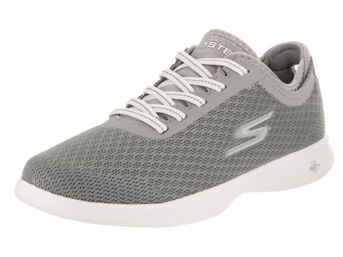 Skechers Damen Gray Go Step Lite-Interstelllar Sneaker Gray Damen Mesh e2fe20