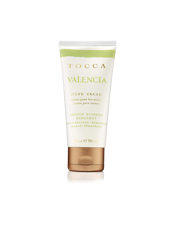 Tocca Valencia Hand Cream, Orange Blossom & Bergamot, 3 Fluid Ounce