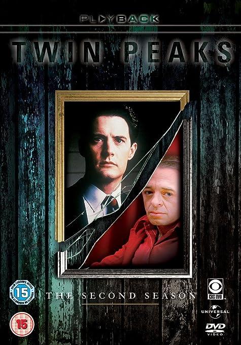 Twin Peaks: The Second Season Edizione: Regno Unito Reino Unido DVD: Amazon.es: Twin Peaks-Series 2: Cine y Series TV