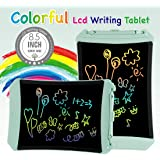 KOKODI Girl Boy Toys, Gifts for 3-6 Year Old Girls Boys, 8.5 Inch LCD Writing Tablet with Colorful Screen Doodle Board Drawing Board with Lock Function for Little Girl Boy Birthday Christmas Gifts