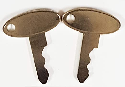 5 5 Pack Ignition Keys for Ford New Holland Massey Ferguson Perkins Sakai Shibaura Terramite Vermeer 1570