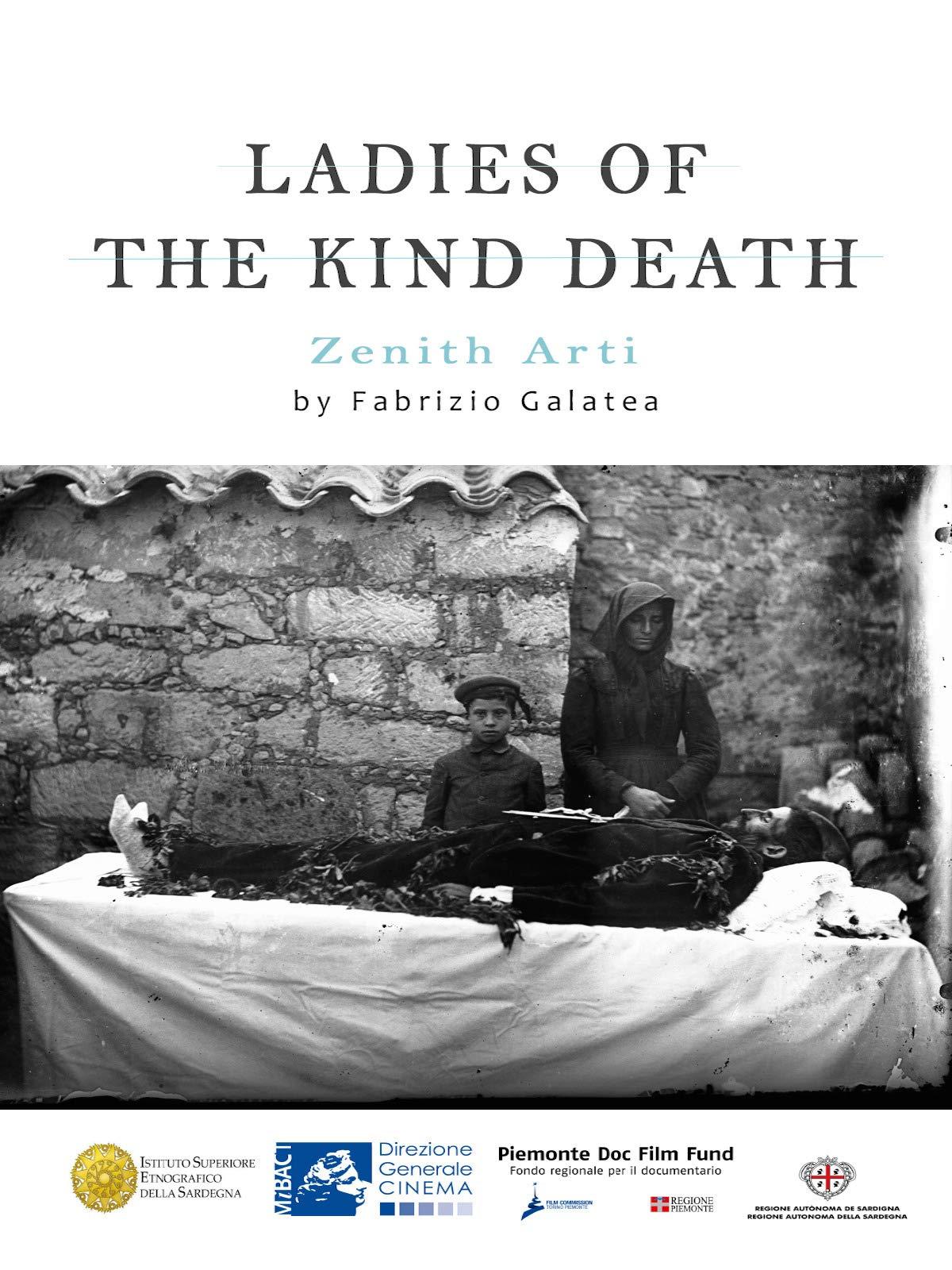 Ladies of the Kind Death on Amazon Prime Video UK