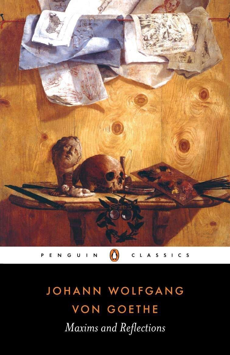 Maxims And Reflections  Penguin Classics