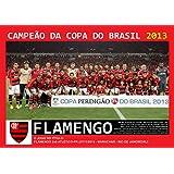 Pôster A4 - Flamengo Campeão Copa do Brasil - 2013