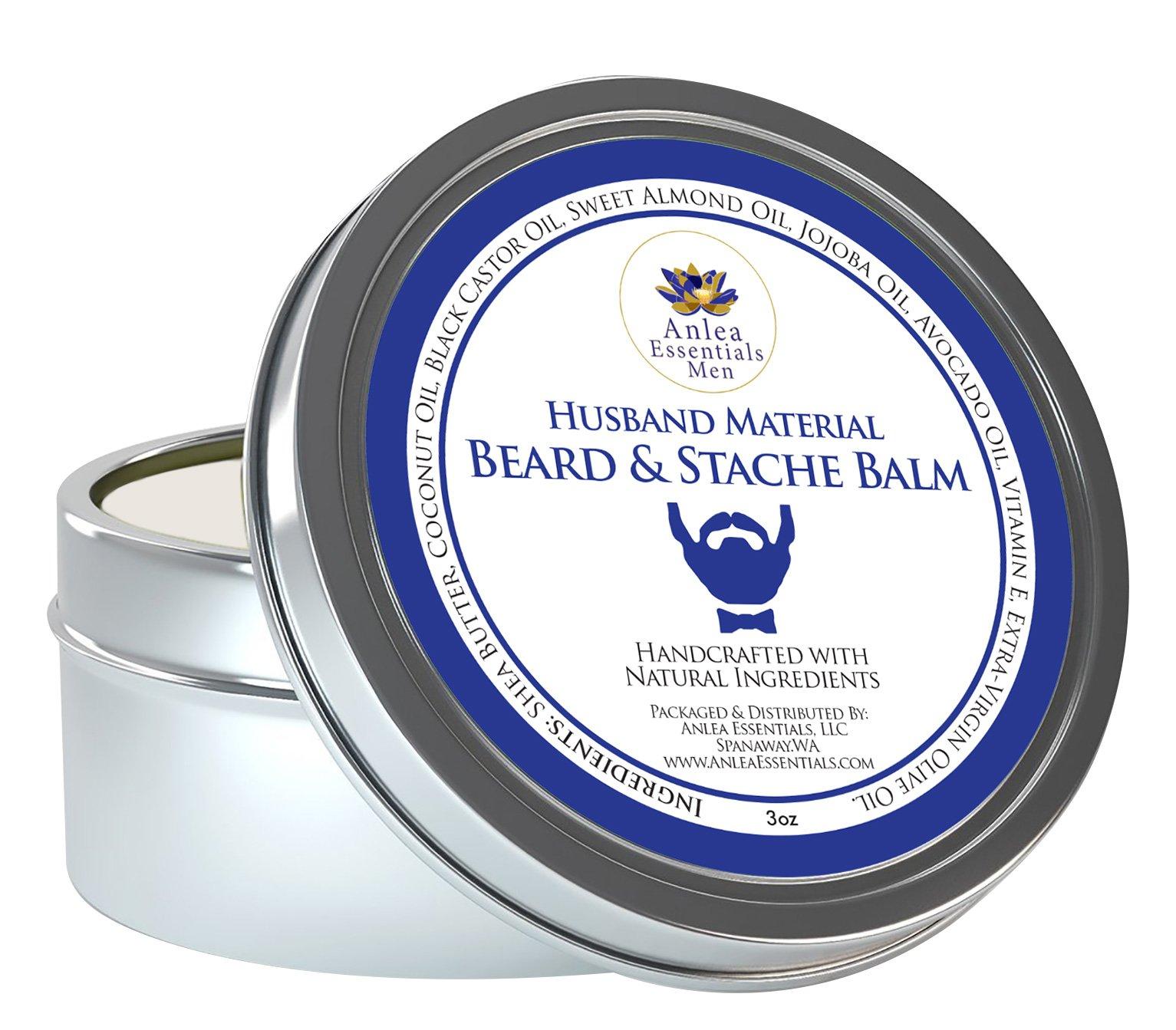 Anlea Essentials Men Beard & Stache Balm