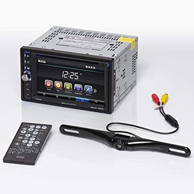 BOSS Audio Systems BVB9358RC Car DVD Player