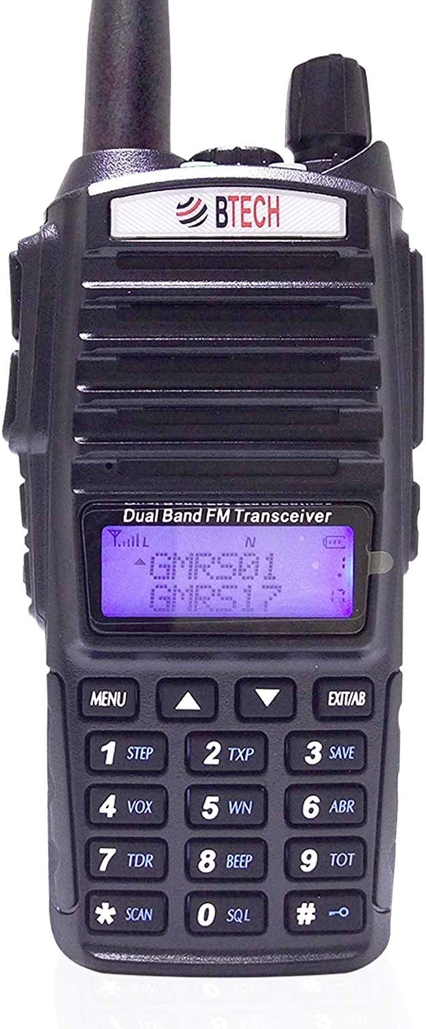 BTECH GMRS-V1 GMRS Two-Way Radio