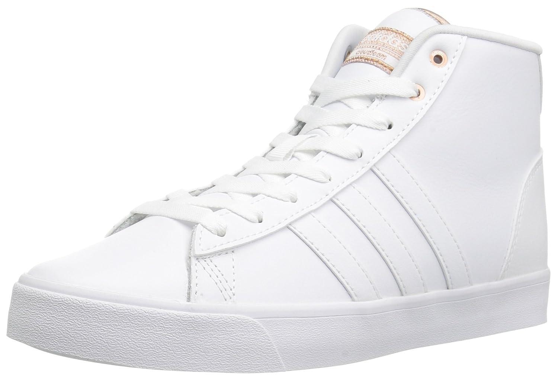 hot sale online bb235 00f4c Amazon.com  adidas Originals Womens Cloudfoam Daily Qt Mid Fashion  Sneakers  Fashion Sneakers