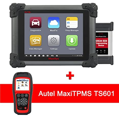 Amazon com: Autel MaxiSys Pro MS908P Automotive Diagnostic Scanner