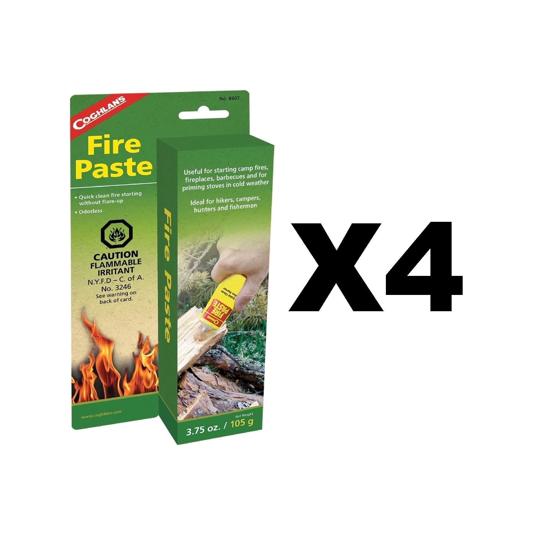 Coghlan's 8607 3.75 Oz Fire Paste