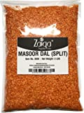 Red Split Lentils or Masoor Dal, Make Vegan Soups Pastas Stews Salad and Indian Curry Dishes | Excellent Source of…