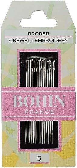 Bohin 00714 Embroidery Needles 5