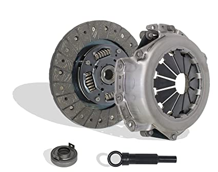 Clutch Kit Works With Mitsubishi Space Star Mpv LS Es De Dl Base Turbo Gl Gls