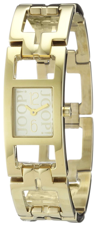 Joop! Damen-Armbanduhr XS Analog Quarz Edelstahl JP100372003U