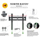 NB North Bayou TV Wall Mount Bracket for Most 40-65 Inch LED,LCD,OLED,Plasma Flat Screen,Curved TVs (40-65 inch)