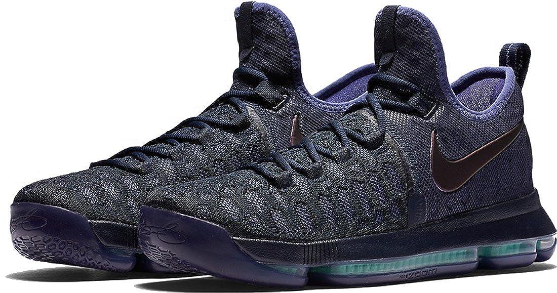 buy popular c3a88 dd7e9 Nike Boys Zoom KD 9 (GS) Shoe