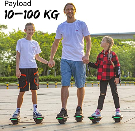 Amazon.com: Gyroor Hoverboard Hovershoes-Gyroshoes S300 ...