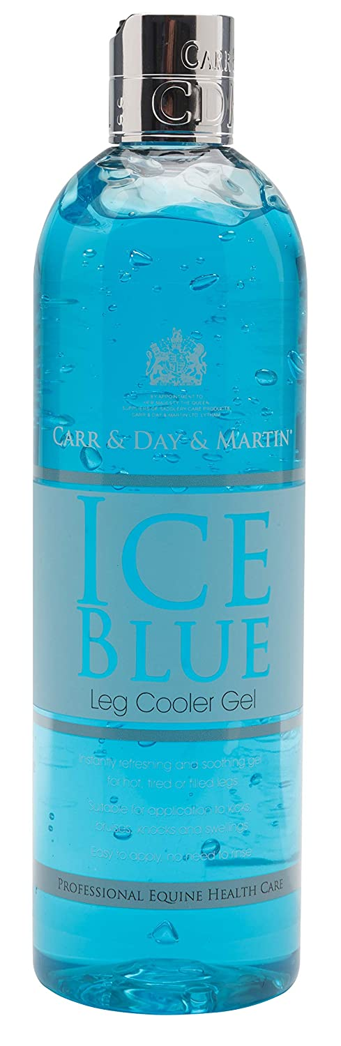 Carr Day and Martin Ice Blue Leg Cooler Skin Care 500ml Clear 4900
